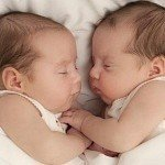How to have twins - twin babies sleeping