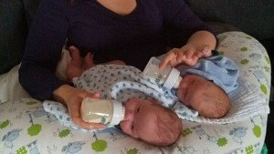 twin pregnancy and premature baby stories