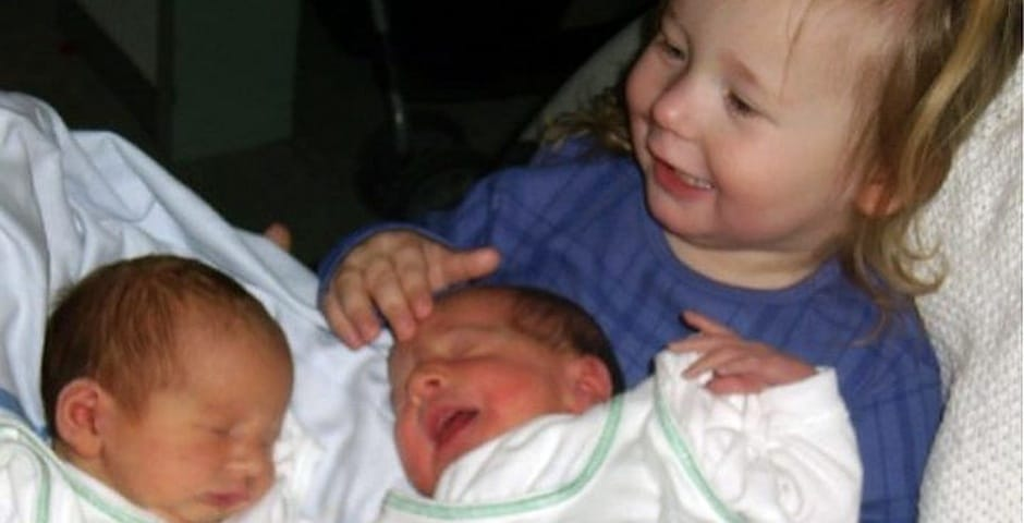 twin birth and pregnancy stories
