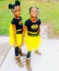 twin Halloween costumes