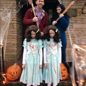 twin halloween costumes - The Shining Halloween