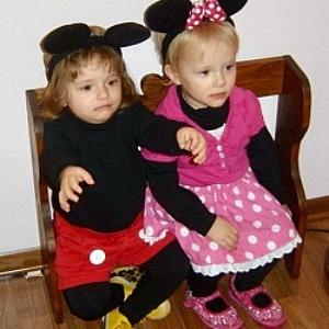 twin halloween costumes - Baby Twin Halloween Costumes
