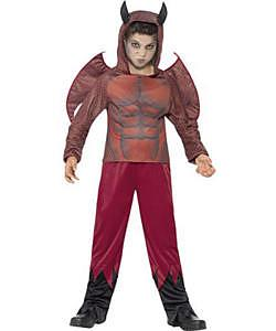 devil costume for child