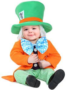 mad hatter baby costume