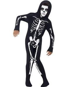 skeleton costume kid
