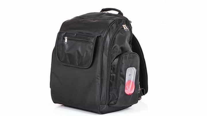 premium unisex twin diaper bag backpack