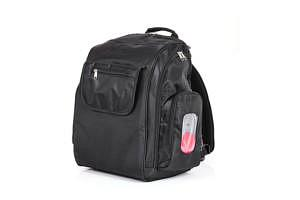 large unisex twin diaper bag backpack from three little imps