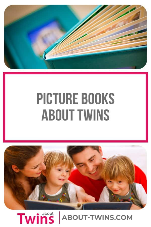 A collection of picture books about twins. Have fun reading to your twins about the miracle that is twins.